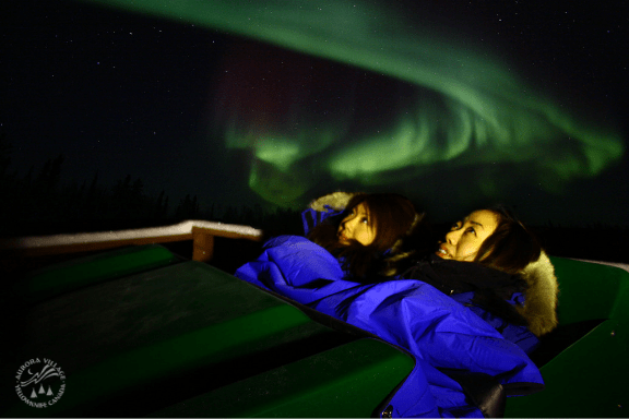 Aurora-Village-Yellowknife-Northwest-Territories-Canada-Aurora-Borealis-Northern-lights-heated-seats