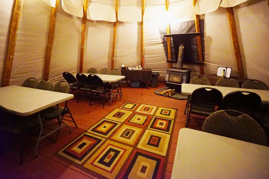 urora-Village-Yellowknife-Northwest-Territories-Canada-inside-teepee