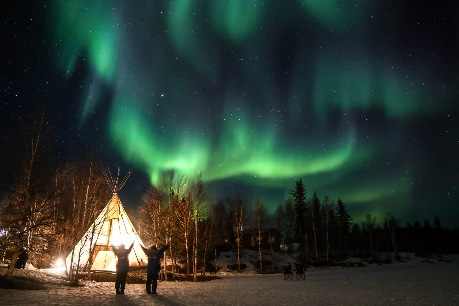 Aurora Viewing - Extra Night - Winter/Spring