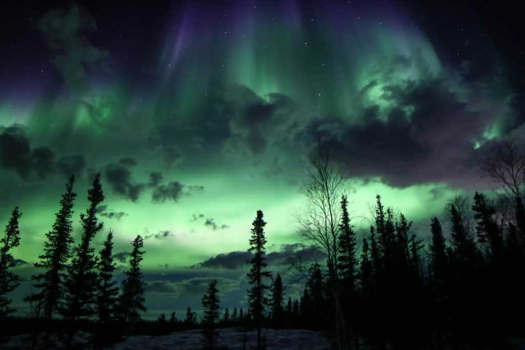 Aurora-Village-Yellowknife-Northwest-Territories-Canada-Aurora-Borealis-Northern-Lights-teepees-Credit-Julian-B2A2330
