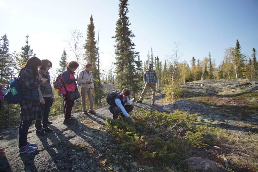 Hiking-At-Aurora-Village-Yellowknife-Northwest-Territories-Canada